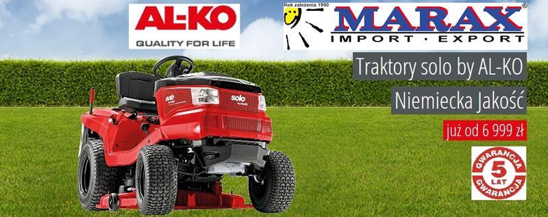Najlepsze i tanie traktorki i roboty ALKO są w bardzo niskich cenach w MARAX Kraków.
